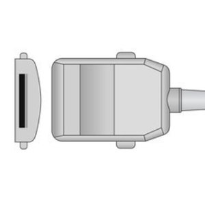 Unimed SpO2, U708M-43P, Philips/HP, Masimo LNOP sensor, 2.2m, M1020-61100
