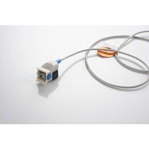 Unimed SpO2, Pediatric Finger Sensor, 1.1m , U103-09