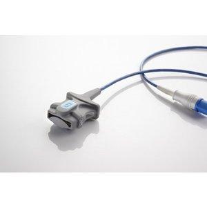 Unimed SpO2, Adult Soft Finger Sensor, 3m ,(OXY-F4-MC), U410S-60