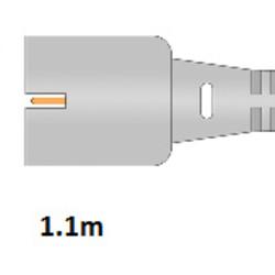 Nellcor : Non - Oximax: 1.1m