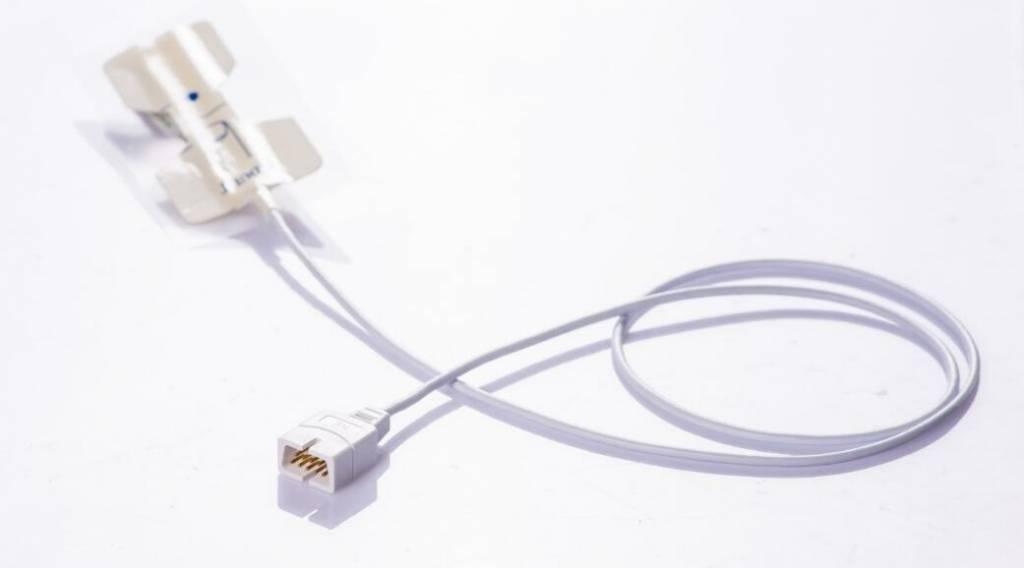 save off 2fdd6 231a5 Unimed SpO2, Disposable Adult(+30kg) Sensor, 0.9m, F503-01, 24Pc Box