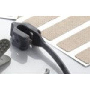 Unimed SpO2, Reusable Silicon Y Sensor Wrap Tape, Y04-E019