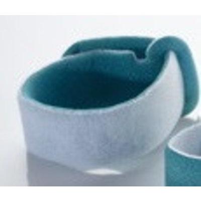 SpO2, Velcro Foam Wrap Tape, T002-12, 12Pc/Pck
