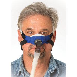 SleepWeaver 3D Mask and Large Headgear -Blue