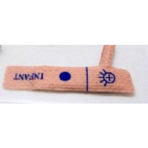 Unimed SpO2, Disposable Infant (1-15kg) Sensor, 0.9m, U533-09, 24Pc/Box
