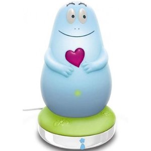 Pabobo Nightlight Barbapapa - Blue