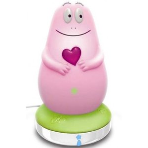 Pabobo Nightlight Barbapapa - Pink