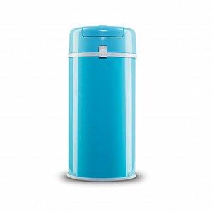 Bubula Aluminium No Smell Diaperpail - Blue