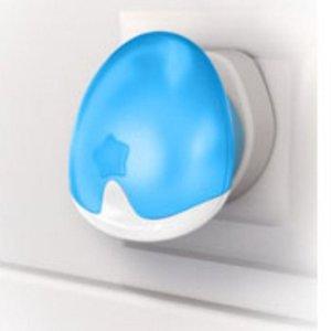 Pabobo Nachtlampje met Schermersensor! - Blauw