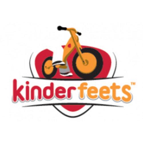 Kinderfeets Wooden Balance Bike Tiny Tot - Red - Trike