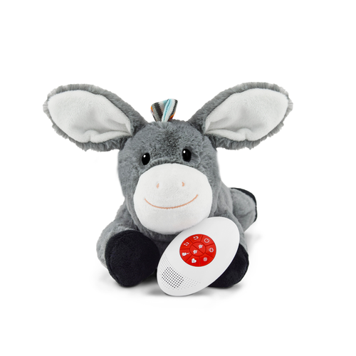 Zazu Don Heartbeat Toy - Donkey