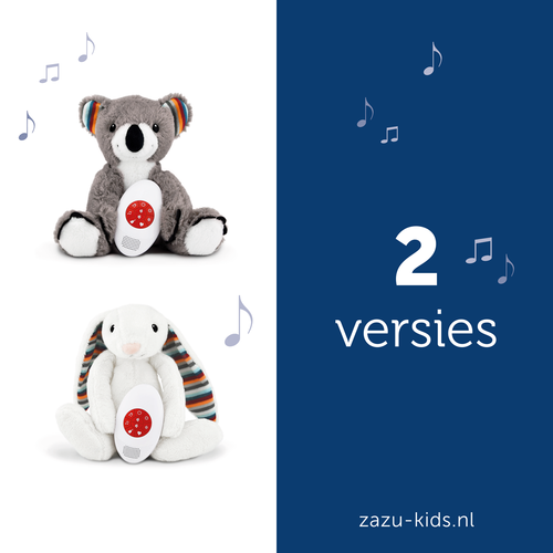 Zazu Bibi Heartbeat Toy - Rabbit with crysensor!