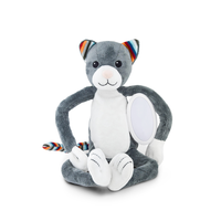 Katie Musical Toddler Hug - Cat
