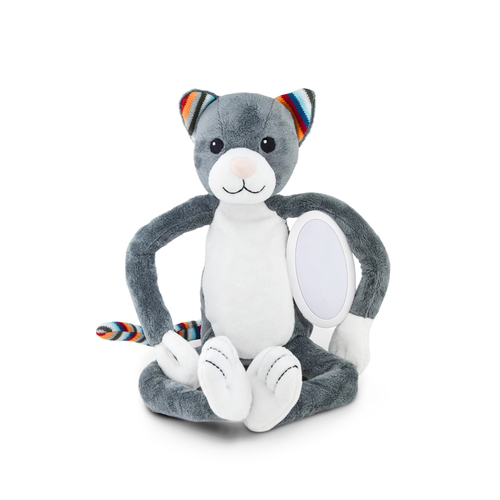 Zazu Katie Musical Toddler Hug - Cat