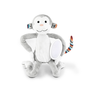 Zazu Max Musical Toddler Hug - Monkey