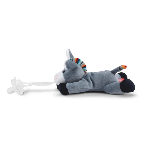 Zazu Donny Teath Hug  - Donkey - Fits almost all soothers!