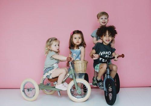 loopfietsen & loopauto's & driewielers