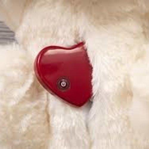 zazu hartslag knuffel