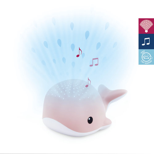 Zazu Star Projector - Wally - Pink