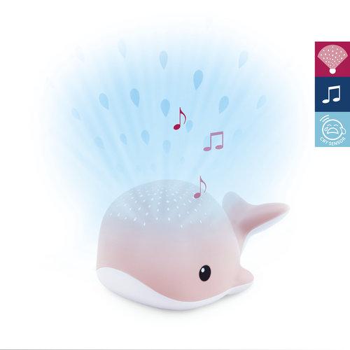 Zazu Star Projector - Wally - Blue - Pink