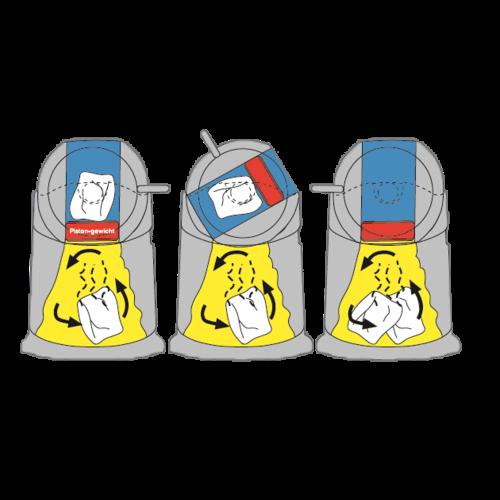 DiaperChamp De meest gebruiksvriendelijke luieremmer vind je bij KnufKnuffels!