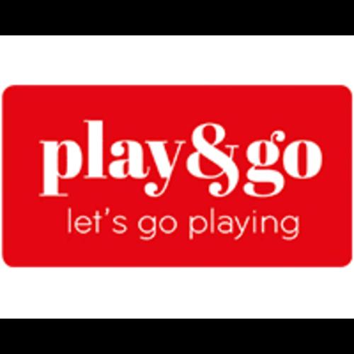 Play&GO Play & Go - Speel / Opbergzak Mini - Goud Kers