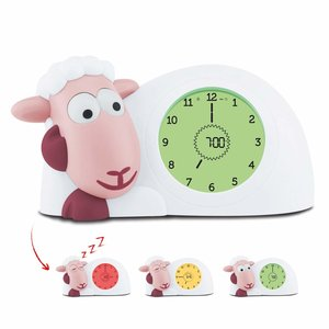 Zazu Sam Sleeptrainer Pink - Sheep