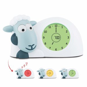 Zazu Sam Sleeptrainer Blue - Sheep