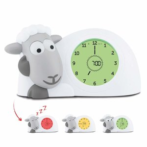 Zazu Sam Sleeptrainer Grey - Scheep
