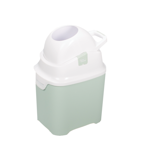 DiaperChamp The most user friendly diaperpail, you will find at CuddlyCuddles