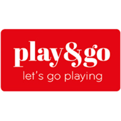 Play&GO Play & Go - Playing Bag- Cherry Gold