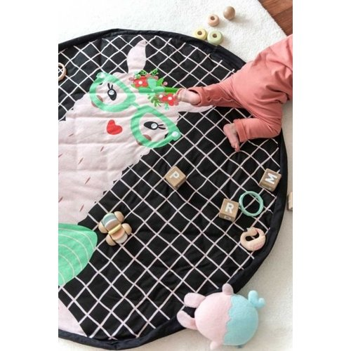 Play&GO Play & Go - Playing Mat - Soft Lama mint