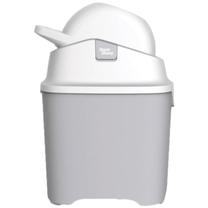 DiaperChamp Diaperpail - One -  Home Edition / Standard - Warm Grey