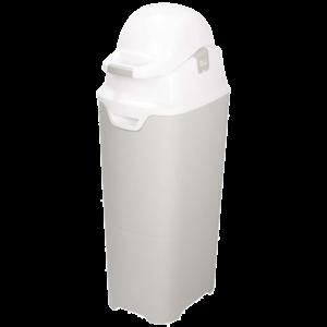 DiaperChamp Luieremmer - One - MAXI - Zilver (Zeer geschikt voor kinderdag verblijven)