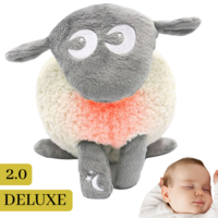 Ewan the Dreamsheep Grey - Deluxe
