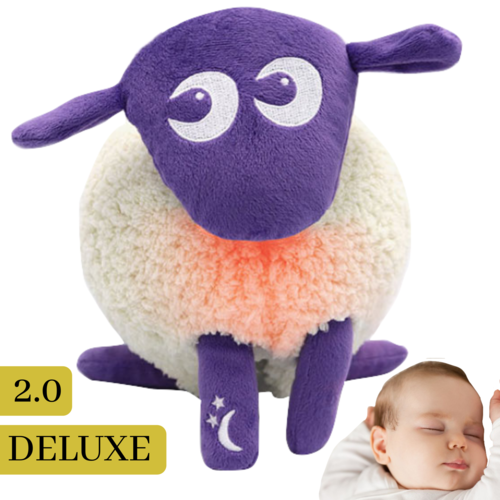 Easidream Ewan the Dreamsheep Purple - Deluxe