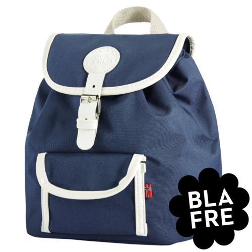 Blafre Kinder Rugzak Backpack - 3 tot 5 Jaar - Navy / Marineblauw