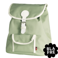 Kinder Rugzak Backpack - 3 tot 5 Jaar - Light Green/ Licht Groen