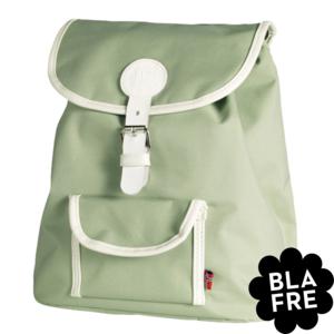 Blafre Kinder Rugzak Backpack - 3 tot 5 Jaar - Light Green/ Licht Groen