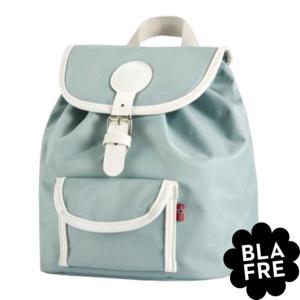 Blafre Kinder Rugzak Backpack - 3 tot 5 Jaar - Light Blue/ Licht Blauw