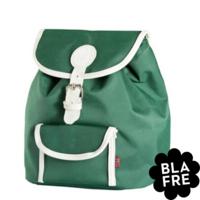Kinder Rugzak Backpack - 3 tot 5 Jaar - Dark Green/ Donkergroen