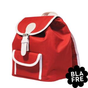 Blafre Kinder Rugzak Backpack - 3 tot 5 Jaar - Red / Rood