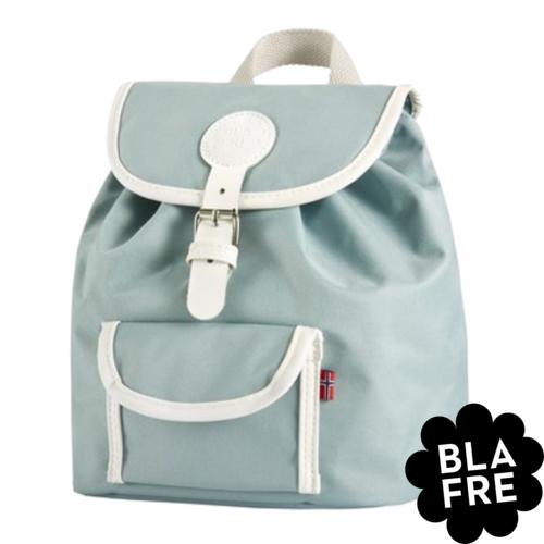Blafre Kinder Rugzak Backpack - 1 tot 4 Jaar - Light Blue/ Lichtblauw