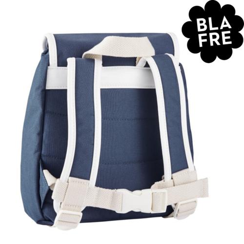 Blafre Kinder Rugzak Backpack - 1 tot 4 Jaar -Navy - MarineBlauw