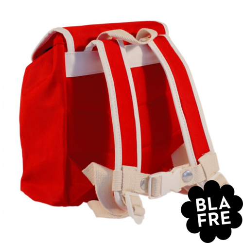 Blafre Kinder Rugzak Backpack - 1 tot 4 Jaar - Red - Rood
