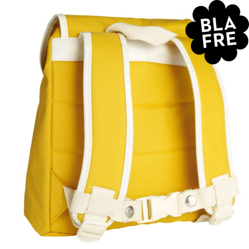 Blafre Kinder Rugzak Backpack - 1 tot 4 Jaar - Yellow - Geel