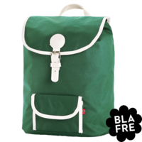 Kinder Rugzak Backpack - 5 to the Teenager - Dark Green/ Donker Groen