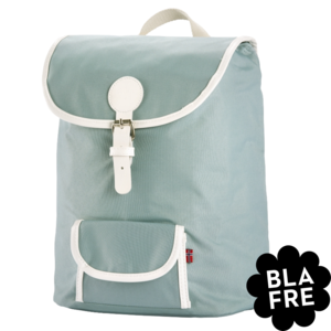 Blafre Kinder Rugzak Backpack - 5 to the Teenager - Light Blue/ Licht blauw