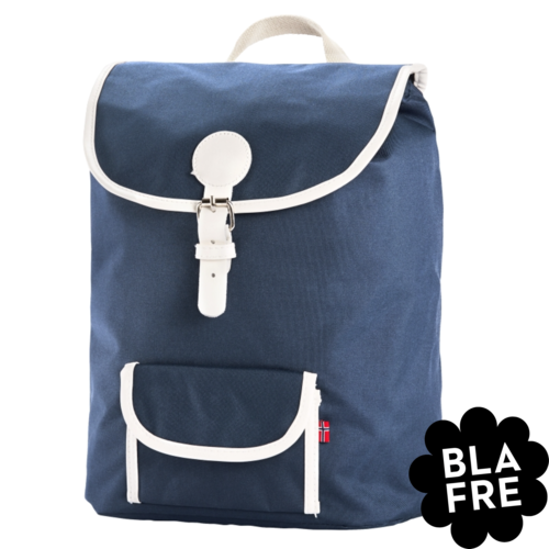 Blafre Kinder Rugzak Backpack - 5 to the Teenager - Navy - Marineblauw