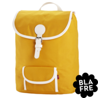 Kinder Rugzak Backpack - 5 to the Teenager - Yellow -  Geel